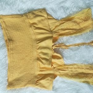 Forever 21 Tops - Forever 21 large crop top